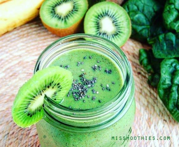 recetas batidos de verduras para adelgazar