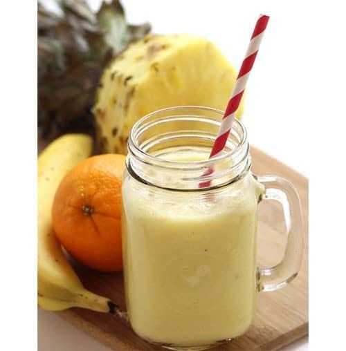 Smoothie anticelulitico de fruta