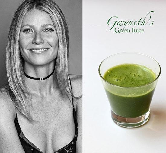 Gwyneth Paltrow Batido