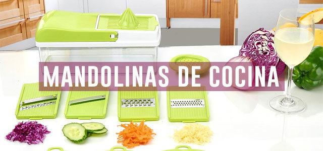 Mejor Mandolina de Cocina – ¿Cuál Debes Comprar en 2017?