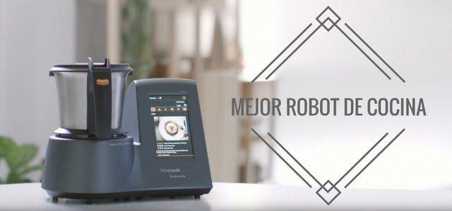 Mejor Robot de Cocina 2017 (Alternativas a Thermomix®) – Comparativa y opiniones