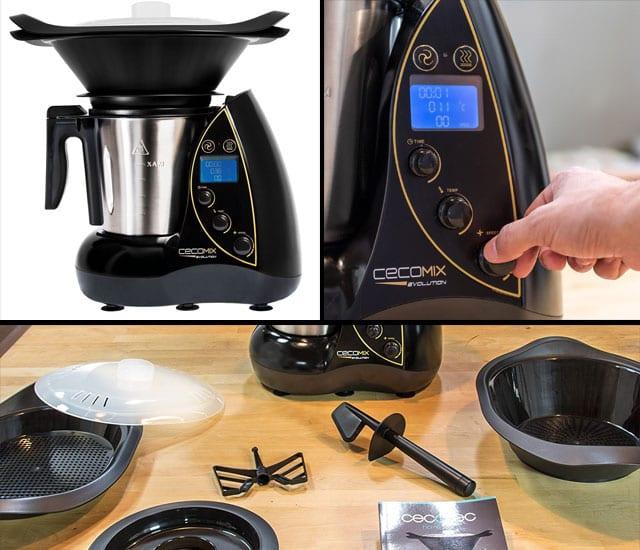 Mejor robot de cocina 2018 alternativas m s baratas a - Mejor robot de cocina 2016 ...