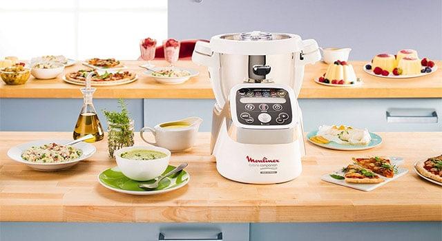 Mejor robot de cocina 2018 alternativas m s baratas a - Mejor robot de cocina 2017 ...