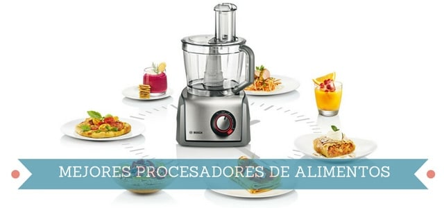 mejores procesadores de alimentos