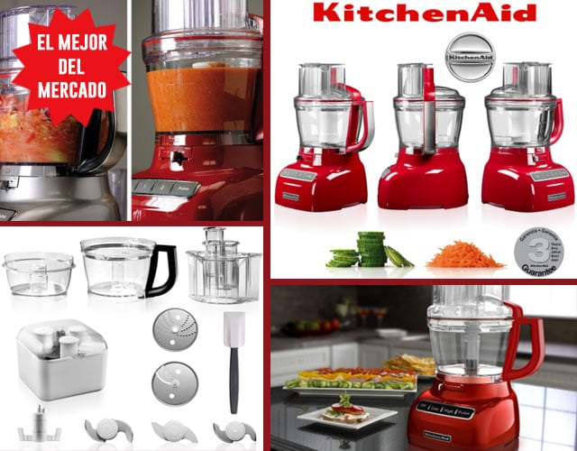 KitchenAid 5KFP1335 - Robot de cocina