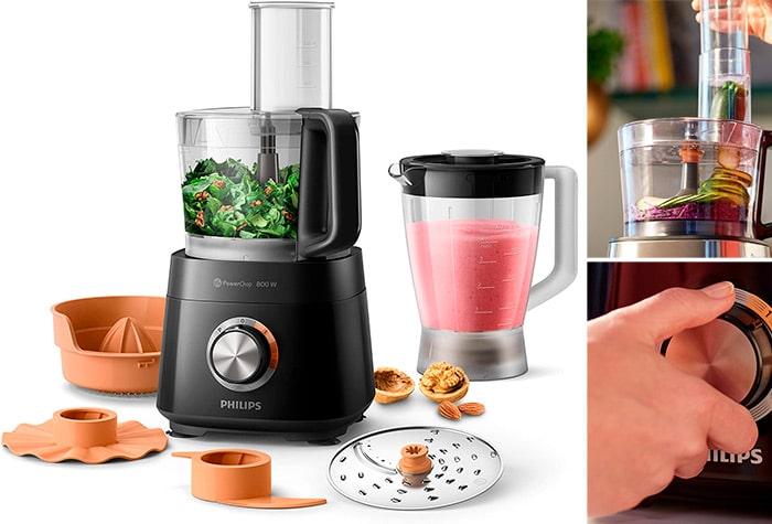 Philips Robot de cocina HR7510/10