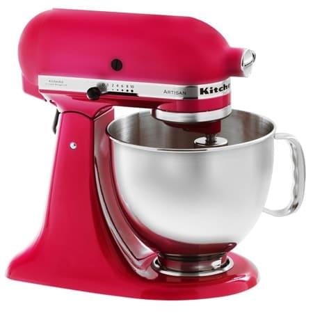 KitchenAid 5KSM150PSERI Artisan rosa
