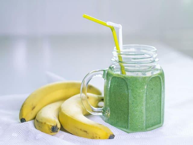 smoothie saludable para el cansancio