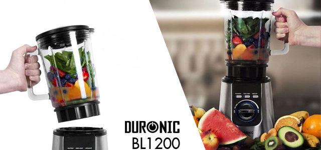 Batidora de Vaso Duronic BL1200 – Opiniones y precio
