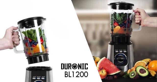 Batidora de Vaso Duronic BL1200 - Opiniones y precio