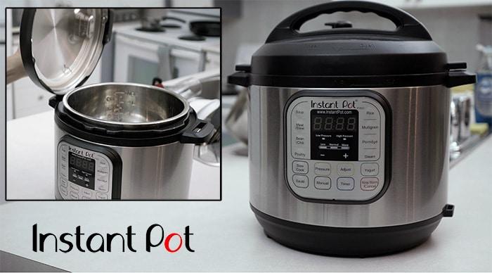 Instant Pot IP - DUO60, Olla de presión