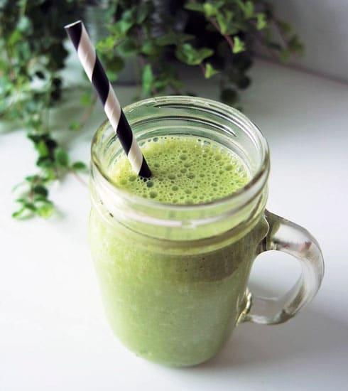 zumo verde depurativo