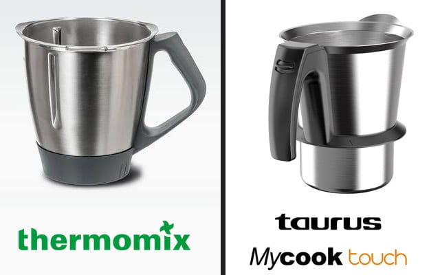 vaso thermomix vs mycook