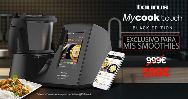 taurus mycook black edition
