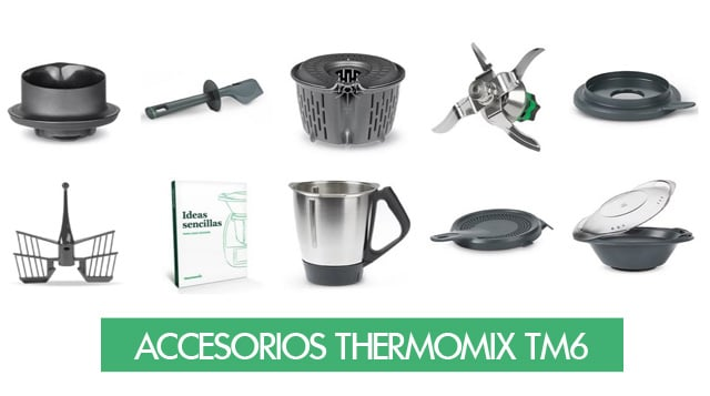 accesorios Thermomix TM6