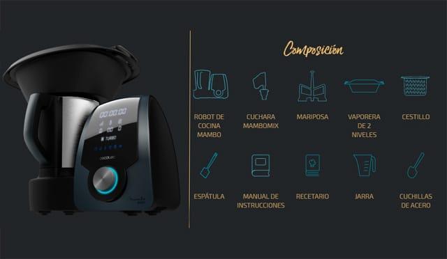 accesorios Mambo 8090