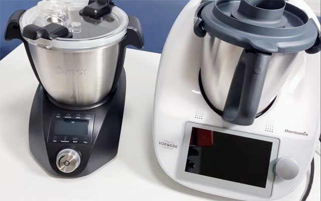 chefbot o thermomix