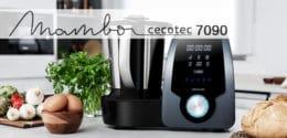 Mambo Cecotec 7090: el nuevo robot de cocina con 30 funciones y jarra para el lavavajillas - Análisis, Opiniones y Mejor Precio