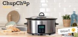Chup Chup Matic de Cecotec – Mis opiniones sobre la olla de cocción lenta que, además, es programable 24 horas