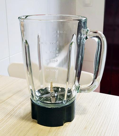 jarra de cristal Taurus Optima Magnum