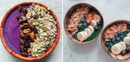Smooothie Bowl: un desayuno saciante y saludable que debes probar - Descubre cómo hacer la receta perfecta