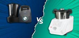 Cecotec Mambo 9590 vs Monsieur Cuisine Connect (el del Lidl) - ¿Cuál comprar en 2021? | Comparativa