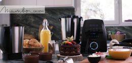 Mambo 9590: descubre el nuevo robot de cocina de Cecotec con dos jarras y con tapa más robusta (y sus diferencias con los otros Mambos)