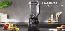 Análisis de la batidora de vaso Cecotec Power Black Titanium 2000 Pro – He probado el modelo más potente y estas son mis opiniones