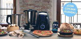 Mambo 10090: análisis y opiniones sobre el robot de cocina de Cecotec, con app móvil y wifi, que también incluye dos jarras