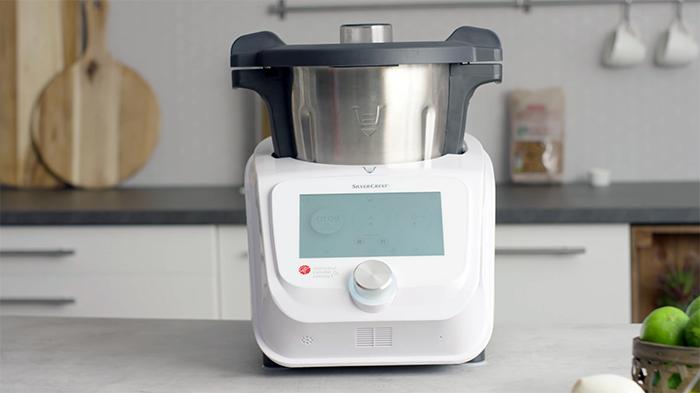 robot lidl monsieur cuisine connect
