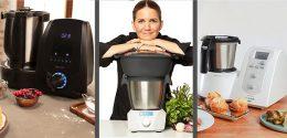 Los 5 robots de cocina (baratos y buenos) que puedes comprar en 2021, por menos de 299€