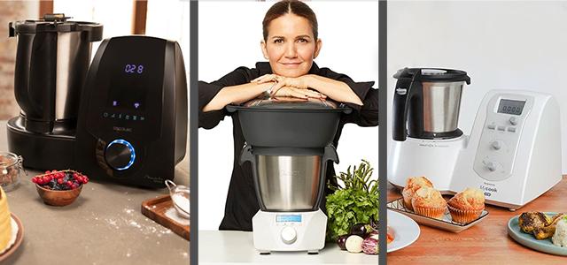 robots de cocina buenos y baratos