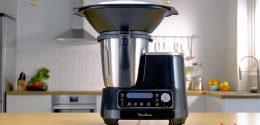 Moulinex Clickchef - Análisis y opiniones sobre el robot de cocina low cost, y más compacto, de la marca francesa