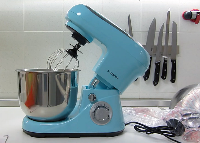 Robot Amasador de cocina 3 en 1 Klarstein Bella Pico 2G